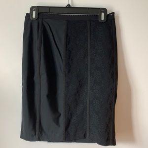 Rare Dolce & Gabbana black skirt